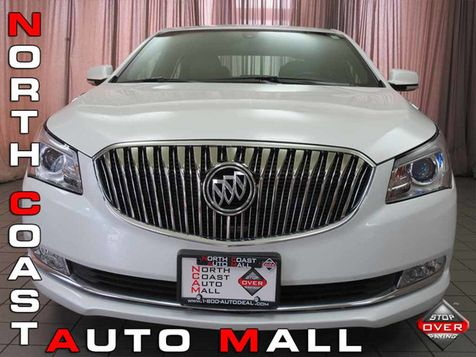 2015 Buick LaCrosse Leather in Akron, OH