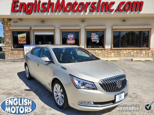 2015 Buick LaCrosse Leather in Brownsville, TX 78521