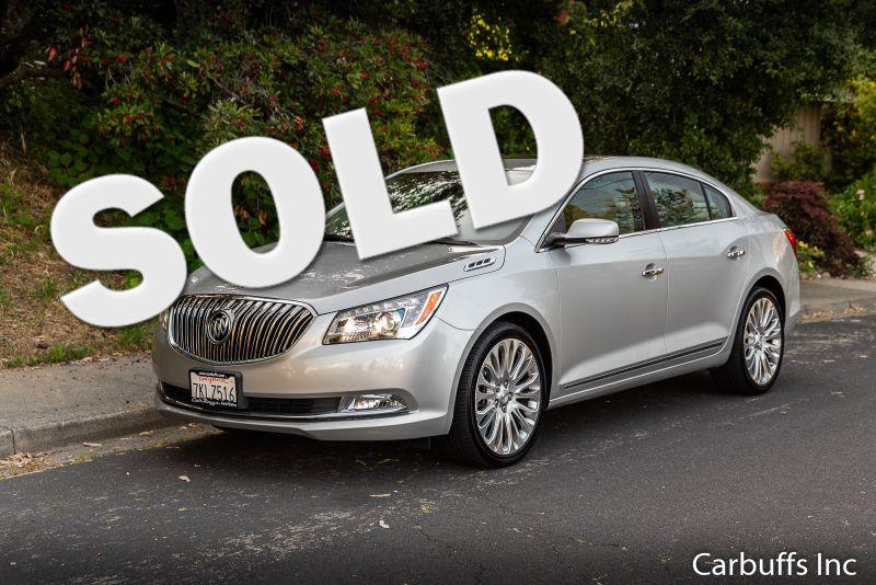 2015 Buick LaCrosse Premium II | Concord, CA | Carbuffs