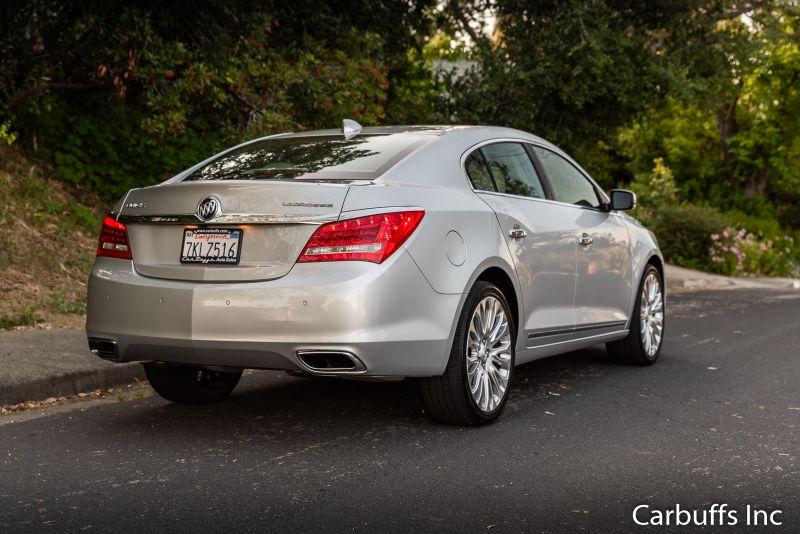 2015 Buick LaCrosse Premium II | Concord, CA | Carbuffs in Concord, CA