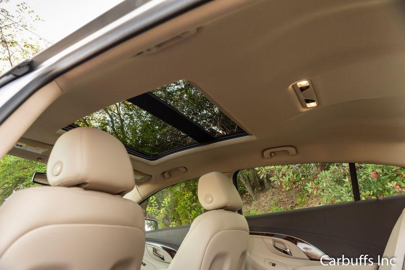 2015 Buick Lacrosse Premium Ii Concord Ca Carbuffs