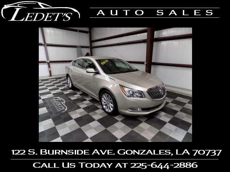 2015 Buick LaCrosse Hybrid - Ledet's Auto Sales Gonzales_state_zip in Gonzales Louisiana