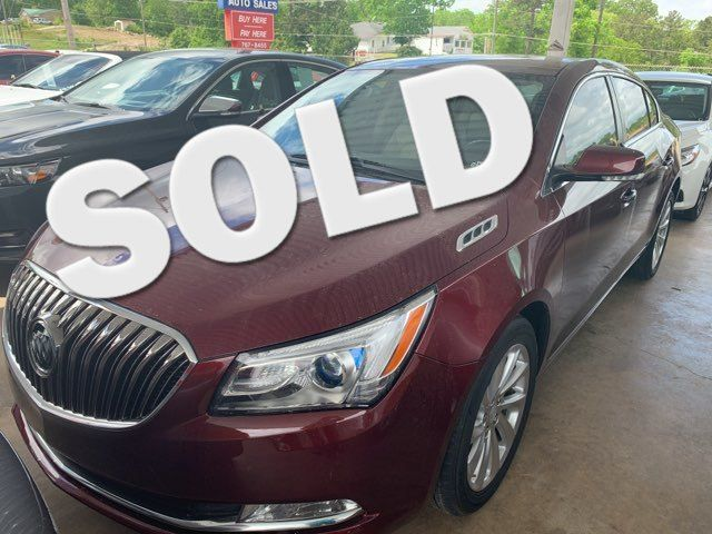 2015 Buick LaCrosse Leather - John Gibson Auto Sales Hot Springs in Hot Springs Arkansas