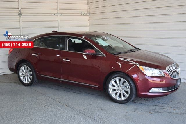 2015 Buick LaCrosse Leather Group
