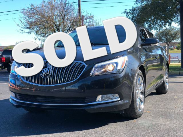 2015 Buick LaCrosse Leather in San Antonio, TX 78233