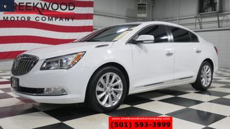 2015 Buick LaCrosse White Sunroof Leather Heated New Tires 28mpg CLEAN in Searcy, AR 72143