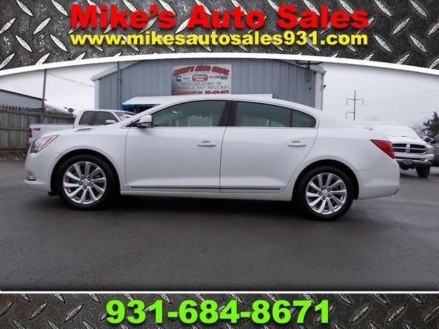 2015 Buick LaCrosse Leather Shelbyville, TN
