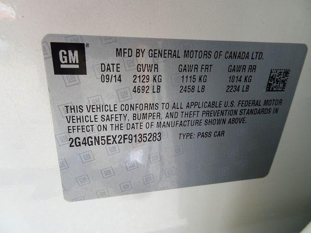 2015 Buick Regal Premium I Madison, NC 53