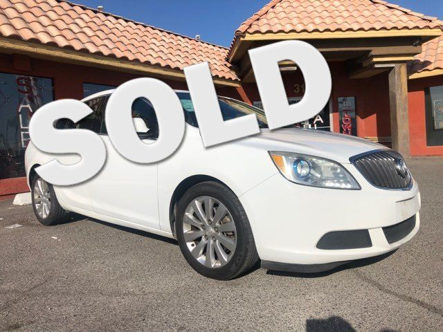 2015 Buick Verano CAR PROS AUTO CENTER (702) 405-9905 Las Vegas, Nevada