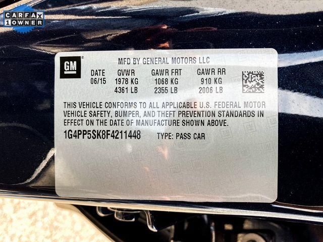 2015 Buick Verano Base Madison, NC 34