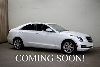 2015 Cadillac ATS-4 AWD Luxury Sports Car w/Navigation in Eau Claire, Wisconsin