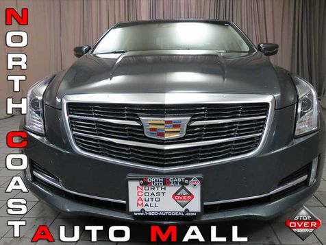 2015 Cadillac ATS Coupe Performance AWD in Akron, OH