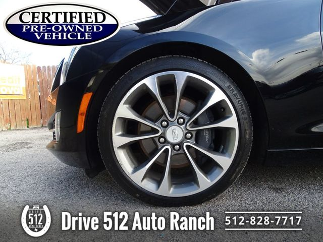 2015 Cadillac ATS Coupe Luxury Certified Vehicle in Austin, TX 78745
