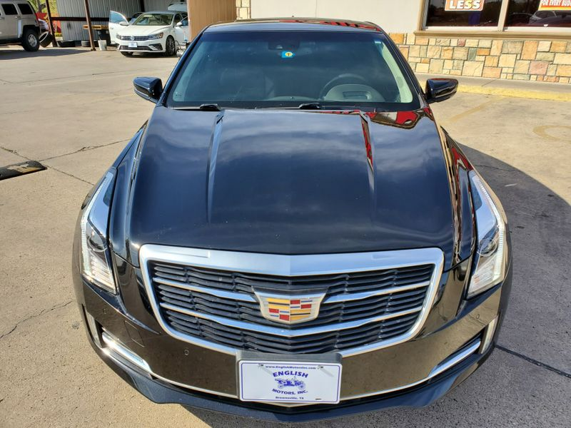 2015 Cadillac ATS Coupe Premium RWD  Brownsville TX  English Motors  in Brownsville, TX
