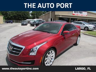 2015 Cadillac ATS Coupe Standard RWD in Clearwater Florida, 33773