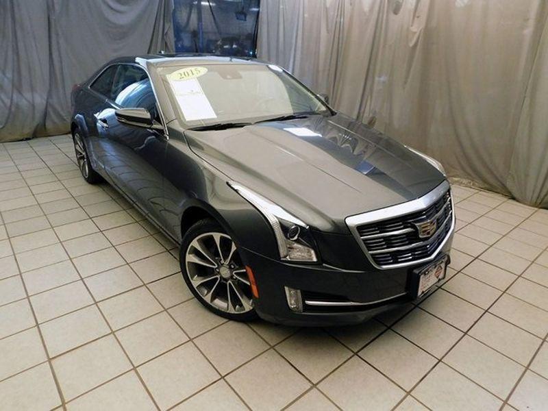 2015 Cadillac ATS Coupe Performance AWD  city Ohio  North Coast Auto Mall of Cleveland  in Cleveland, Ohio