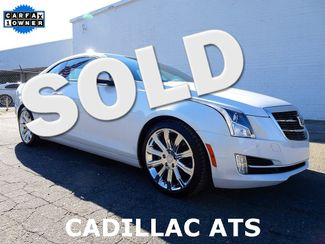 2015 Cadillac ATS Coupe Premium RWD Madison, NC