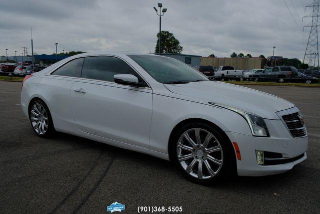 2015 Cadillac ATS Coupe Premium RWD