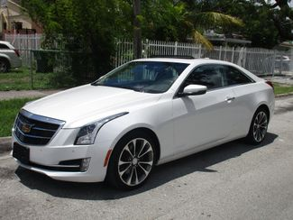 2015 Cadillac ATS Coupe Luxury AWD in Miami FL, 33142