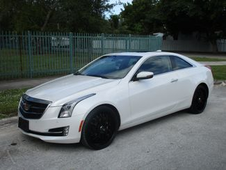 2015 Cadillac ATS Coupe Luxury AWD in Miami, FL 33142