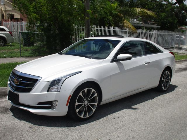 2015 Cadillac ATS Coupe Luxury AWD Miami, Florida
