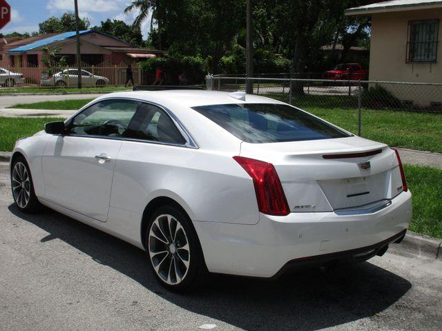 2015 Cadillac ATS Coupe Luxury AWD Miami, Florida 1