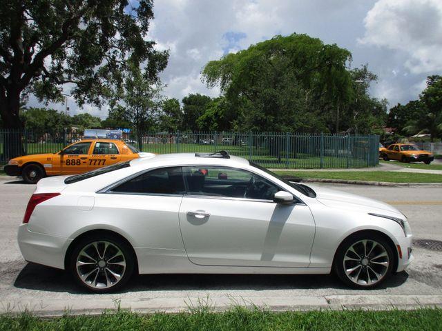 2015 Cadillac ATS Coupe Luxury AWD Miami, Florida 2