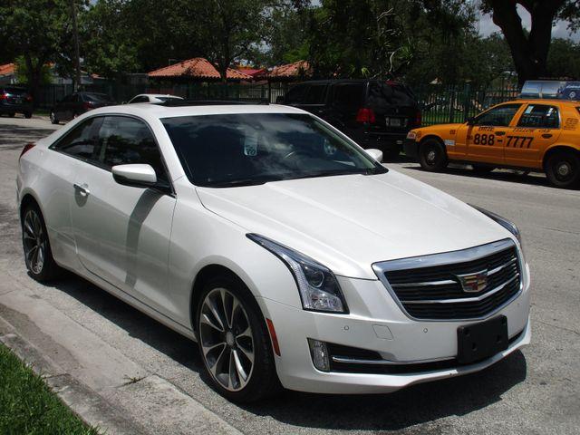 2015 Cadillac ATS Coupe Luxury AWD Miami, Florida 3