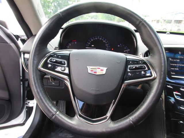 2015 Cadillac ATS Coupe Luxury AWD Miami, Florida 8