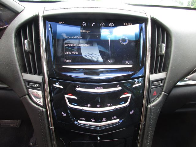 2015 Cadillac ATS Coupe Luxury AWD Miami, Florida 9