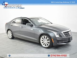 2015 Cadillac ATS 2.0L Turbo Luxury in McKinney, Texas 75070