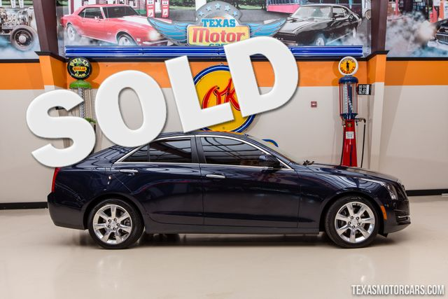 2015 Cadillac ATS Sedan Standard RWD in Addison Texas, 75001
