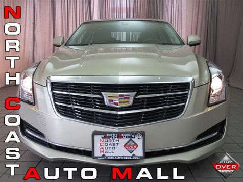 2015 Cadillac ATS Sedan Standard AWD in Akron, OH