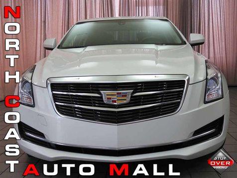 2015 Cadillac ATS Sedan Standard RWD in Akron, OH