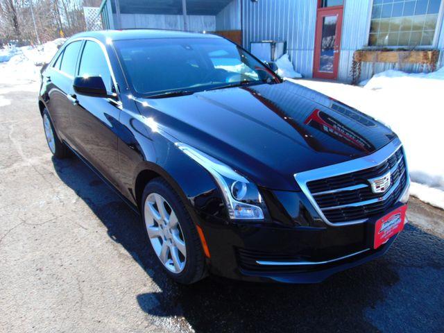 2015 Cadillac ATS Sedan Standard AWD Alexandria, Minnesota 1