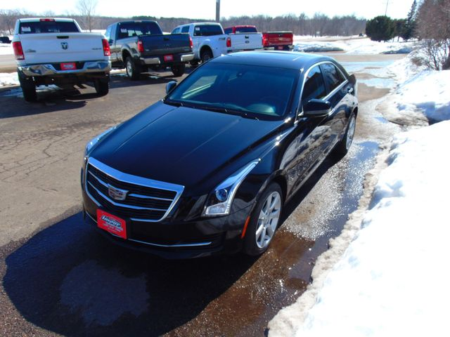 2015 Cadillac ATS Sedan Standard AWD Alexandria, Minnesota 2