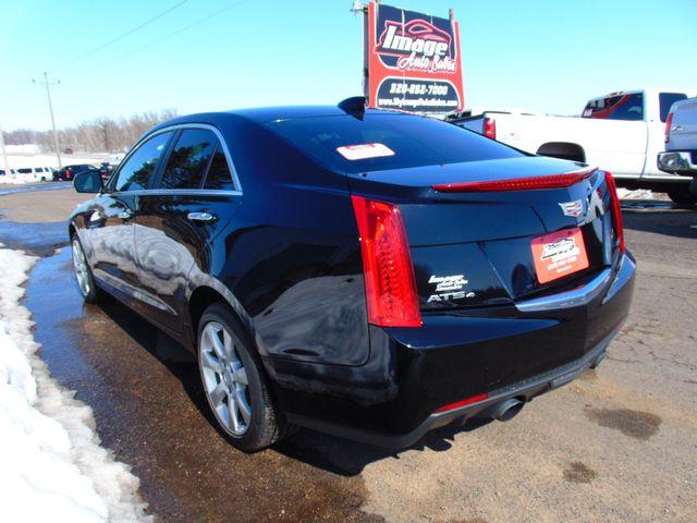 2015 Cadillac ATS Sedan Standard AWD Alexandria, Minnesota 3