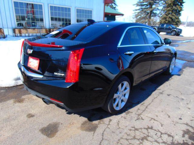 2015 Cadillac ATS Sedan Standard AWD Alexandria, Minnesota 4