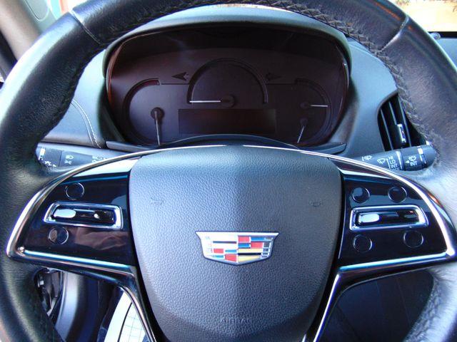 2015 Cadillac ATS Sedan Standard AWD Alexandria, Minnesota 10
