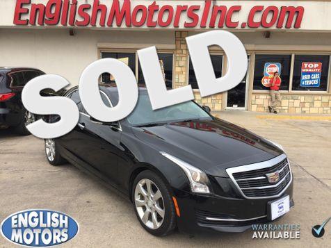 2015 Cadillac ATS Sedan Luxury RWD in Brownsville, TX