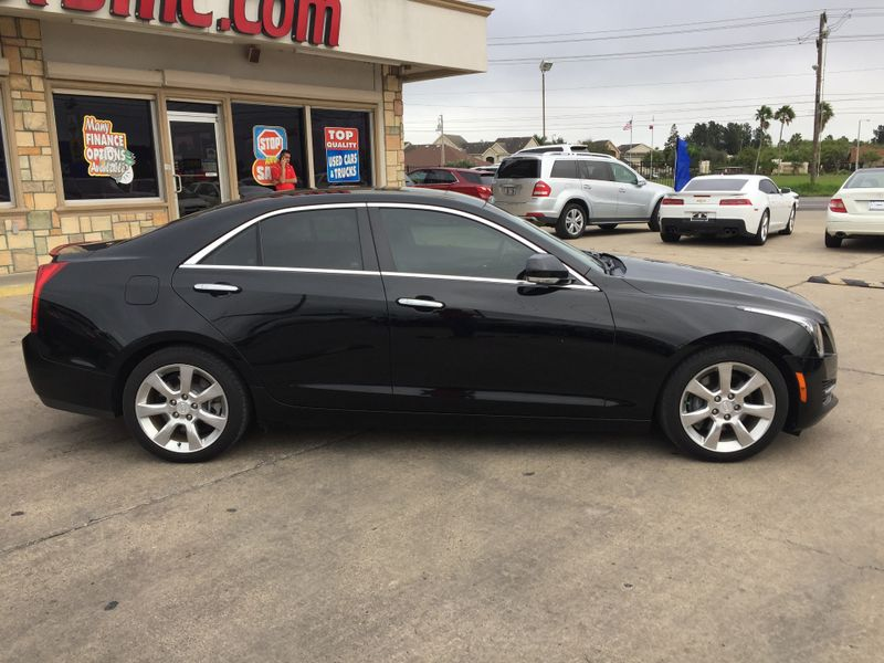 2015 Cadillac ATS Sedan Luxury RWD  Brownsville TX  English Motors  in Brownsville, TX