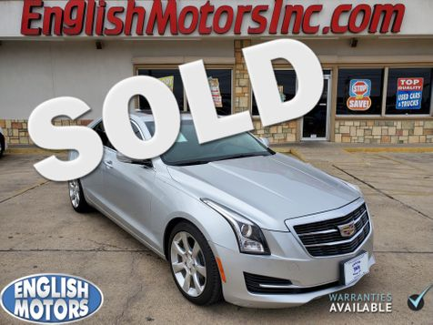 2015 Cadillac ATS Sedan Luxury RWD in Brownsville, TX