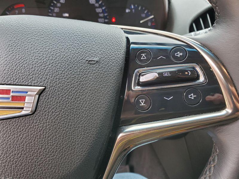 2015 Cadillac ATS Sedan Luxury RWD  Brownsville TX  English Motors  in Brownsville, TX