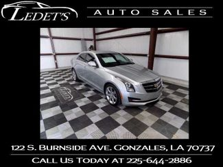 2015 Cadillac ATS Sedan Luxury RWD - Ledet's Auto Sales Gonzales_state_zip in Gonzales