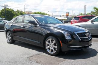 2015 Cadillac ATS Sedan Luxury RWD Hialeah, Florida 2