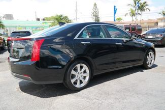 2015 Cadillac ATS Sedan Luxury RWD Hialeah, Florida 3