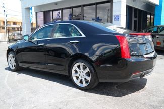 2015 Cadillac ATS Sedan Luxury RWD Hialeah, Florida 5
