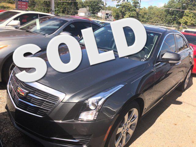 2015 Cadillac ATS Sedan Luxury AWD - John Gibson Auto Sales Hot Springs in Hot Springs Arkansas