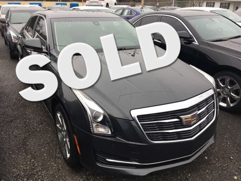 2015 Cadillac ATS Sedan Luxury AWD - John Gibson Auto Sales Hot Springs in Hot Springs Arkansas