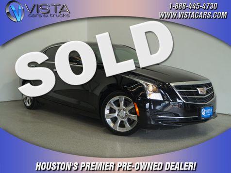 2015 Cadillac ATS Sedan Luxury RWD in Houston, Texas